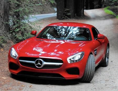 Mercedes AMG GTS V8 Biturbo