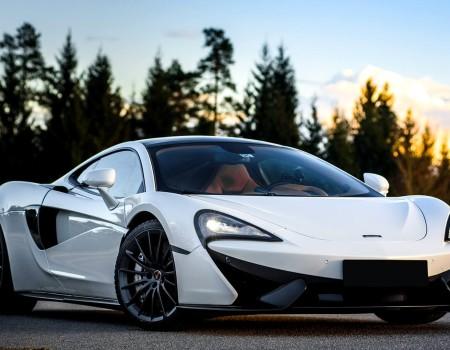 McLaren 570GT V8 Biturbo