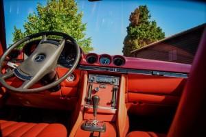 Mercedes benz SL 450 1972 limousine antropoti oldtimer cars oldtajmer automobili najam oldtajmera (5)