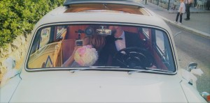 Oldtimer Mercedes benz 1958 wedding cars for hire in croatia antropoti concirge service
