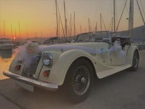 morgan oldtimer car luxury car rent a car wedding car