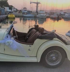 morgan oldtimer car luxury car rent a car wedding car 1